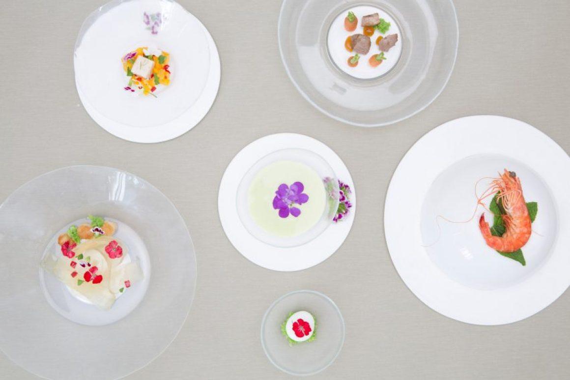 Grades: Living Plates par Lina Saleh