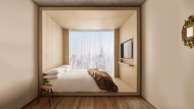 Ian Schrager's Public hotel in New York