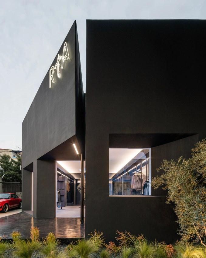 RTA Melrose by Dan Brunn Architects