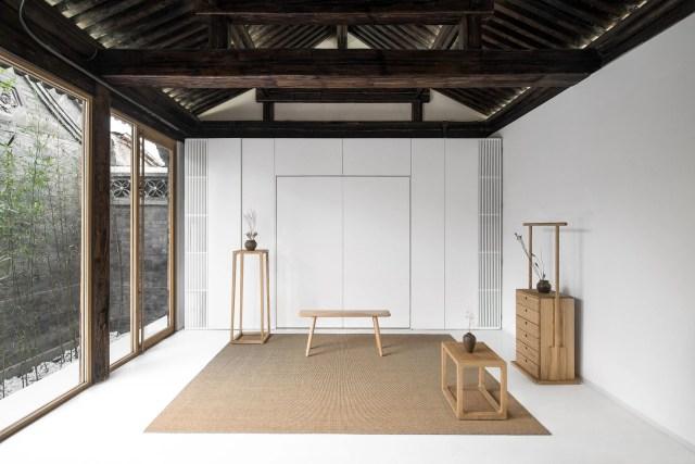 Twisting Courtyard by Arch Studio