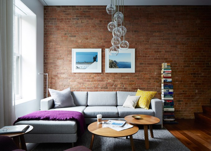 UWS apartment by Stadt Architecture