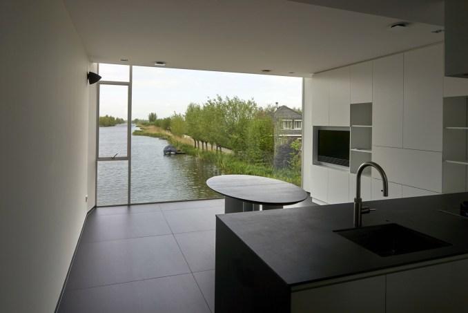 Ruud Visser Architects designs House Meerkerk on traditional Dutch street