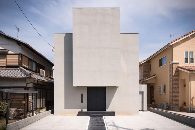 House of Scenes by Koichi Kimura