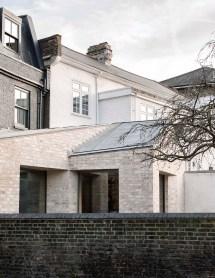 Brick Victorian House