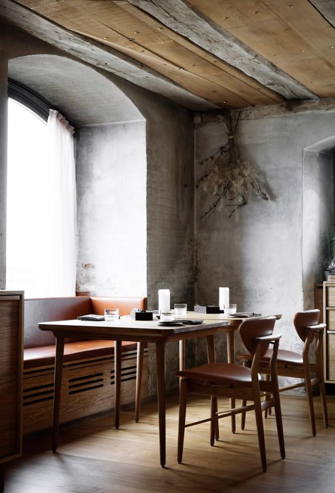 Noma bar, Copenhagen, by Snøhetta