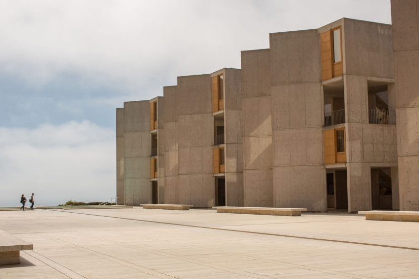Restoration work completes on Louis Khan's Salk Institute