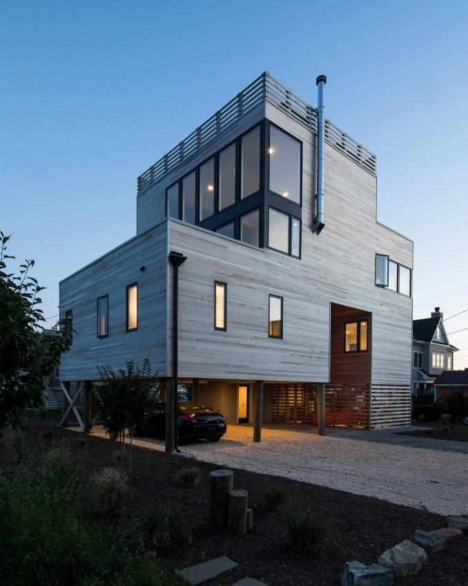 Sea Bright House by Jeff Jordan Architects