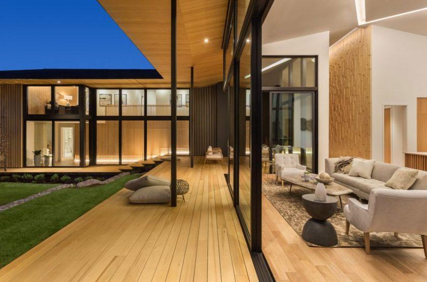 Suteki Home by Kengo Kuma
