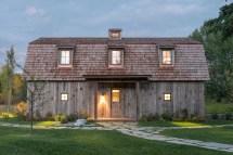 Barn Shaped House Design