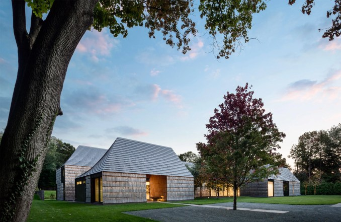 Bates Masi + Architects design family home in New York