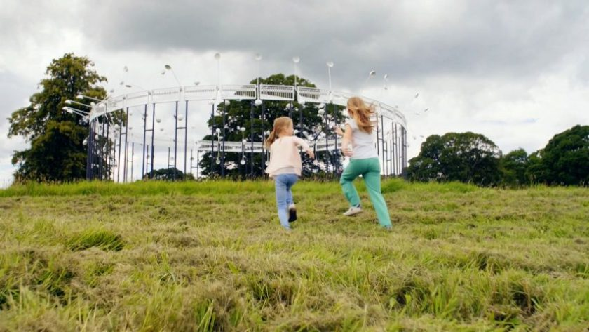 Neon's 360 Cavalry installation in North Tyne