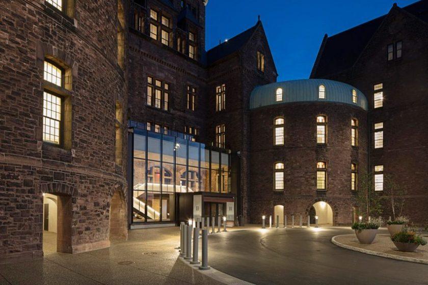 Hotel Henry at Richardson Olmsted Campus by Deborah Berke Partners