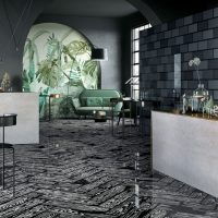 Pop art informs floor tile collaboration between Mirage ...