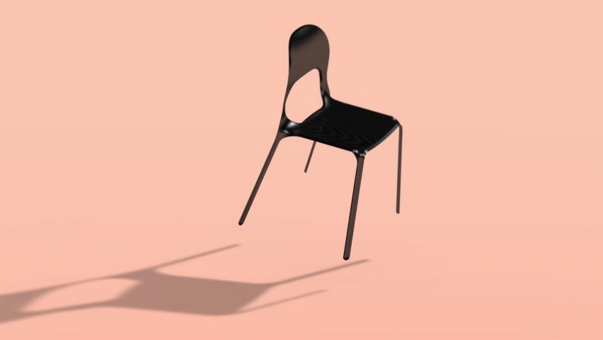 heathfield posture chair chicco high toys r us thomas misse designs carbon fibre fit for use on mars
