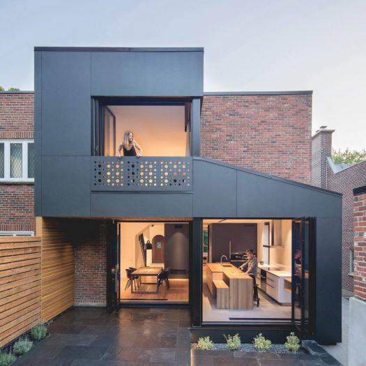 Black Box II by Natalie Dionne Architecture