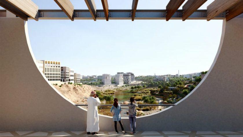 "Allies and Morrison's Madinat Al Irfan masterplan will offer an alternative to ""identikit urbanism"""