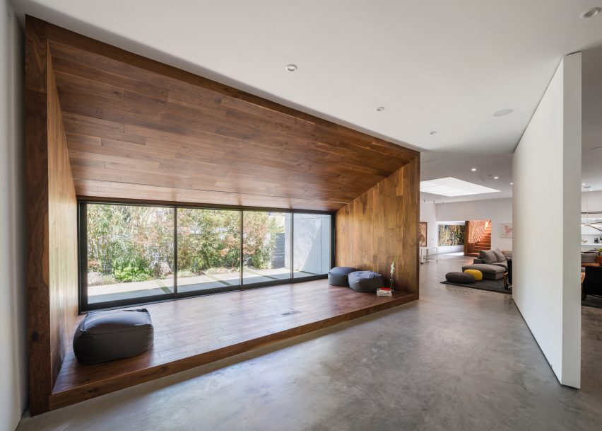 Dezeens top 10 home interiors of 2017