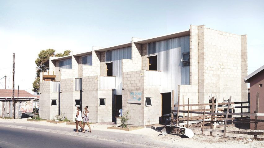 UrbanThink Tank develops lowcost housing for South