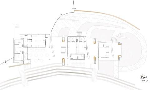 small resolution of rwanda cricket stadium site plan rwanda cricket stadium by light earth designs