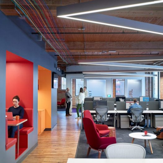 Slack Toronto Office by Dubbeldam Architecture + Design