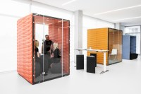 3Novices:Vanks soundproof pods offer private workspaces ...