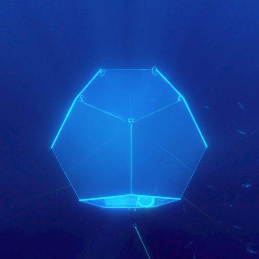 Doug Aitken's Underwater Pavilions installation
