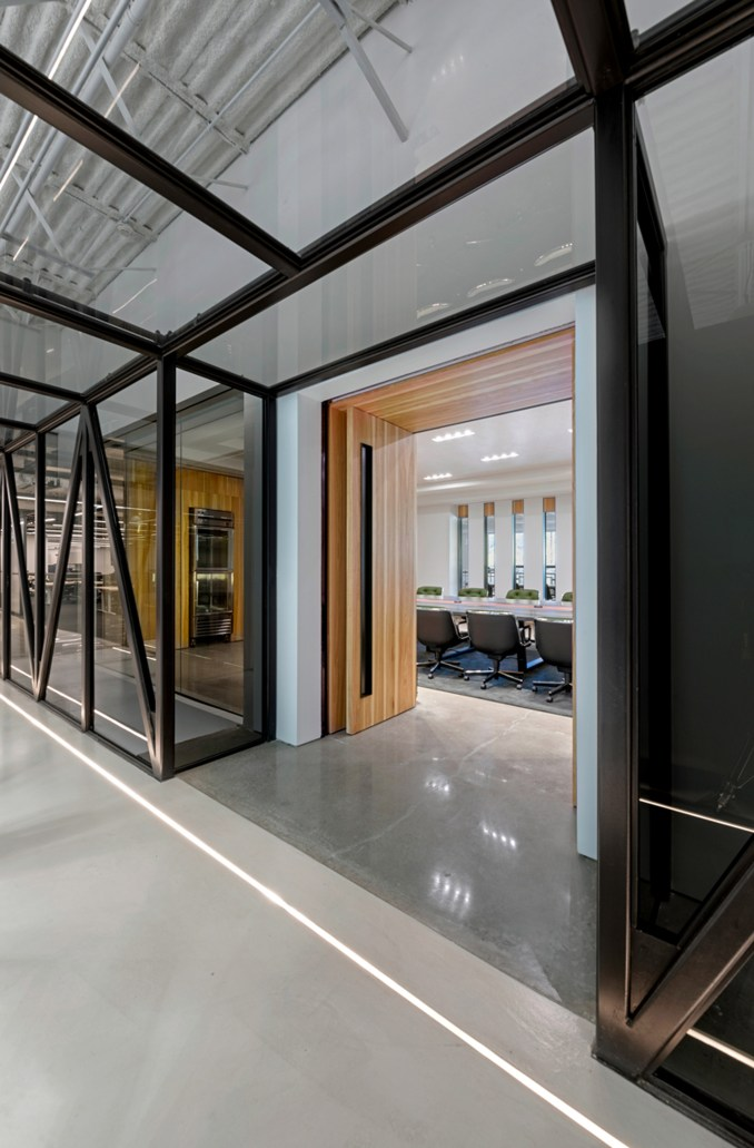 Uber Advanced Technologies Group Center by Assembly and Cannon