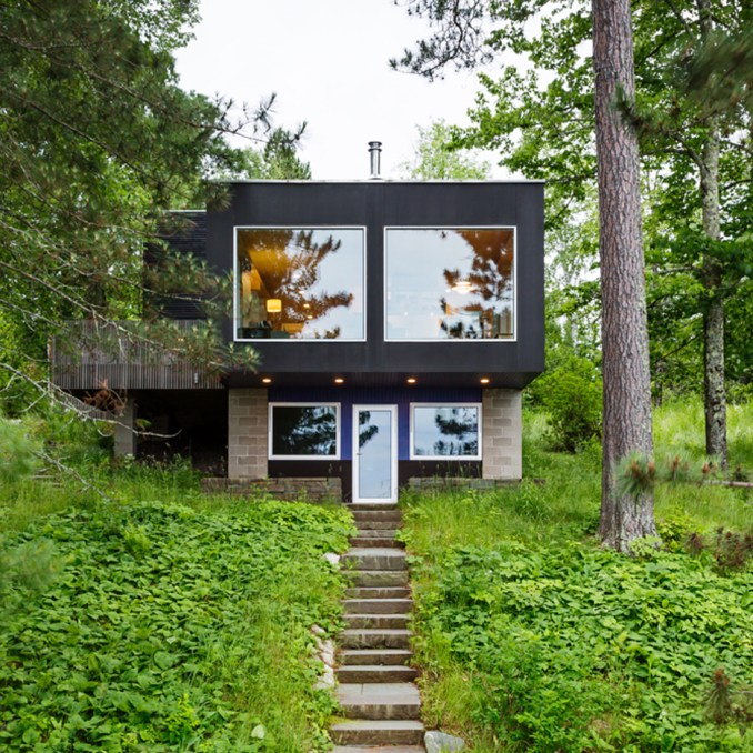 Hyytinen Cabin by Salmela Architect