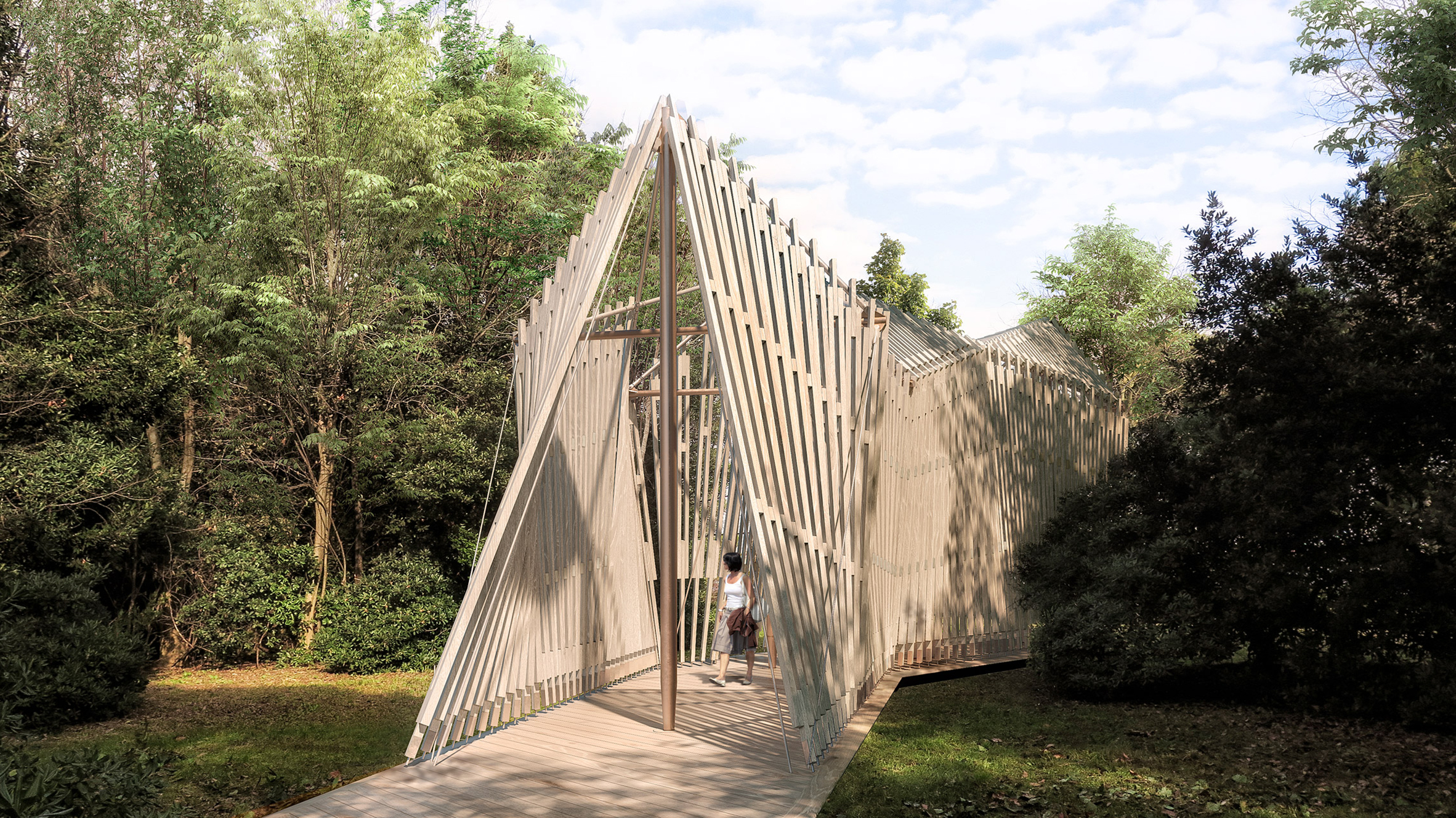 Vatican City's first Venice Biennale pavilion to feature chapels by Foster, Souto de Moura and more
