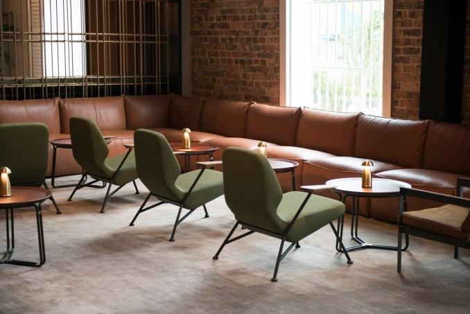 Warehouse hotel designed by Asylum and Zarch Collaboratives
