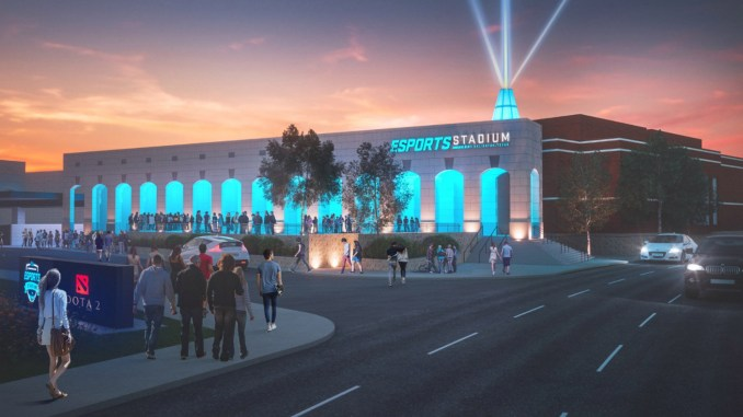 Populous to design esports arena in Texas