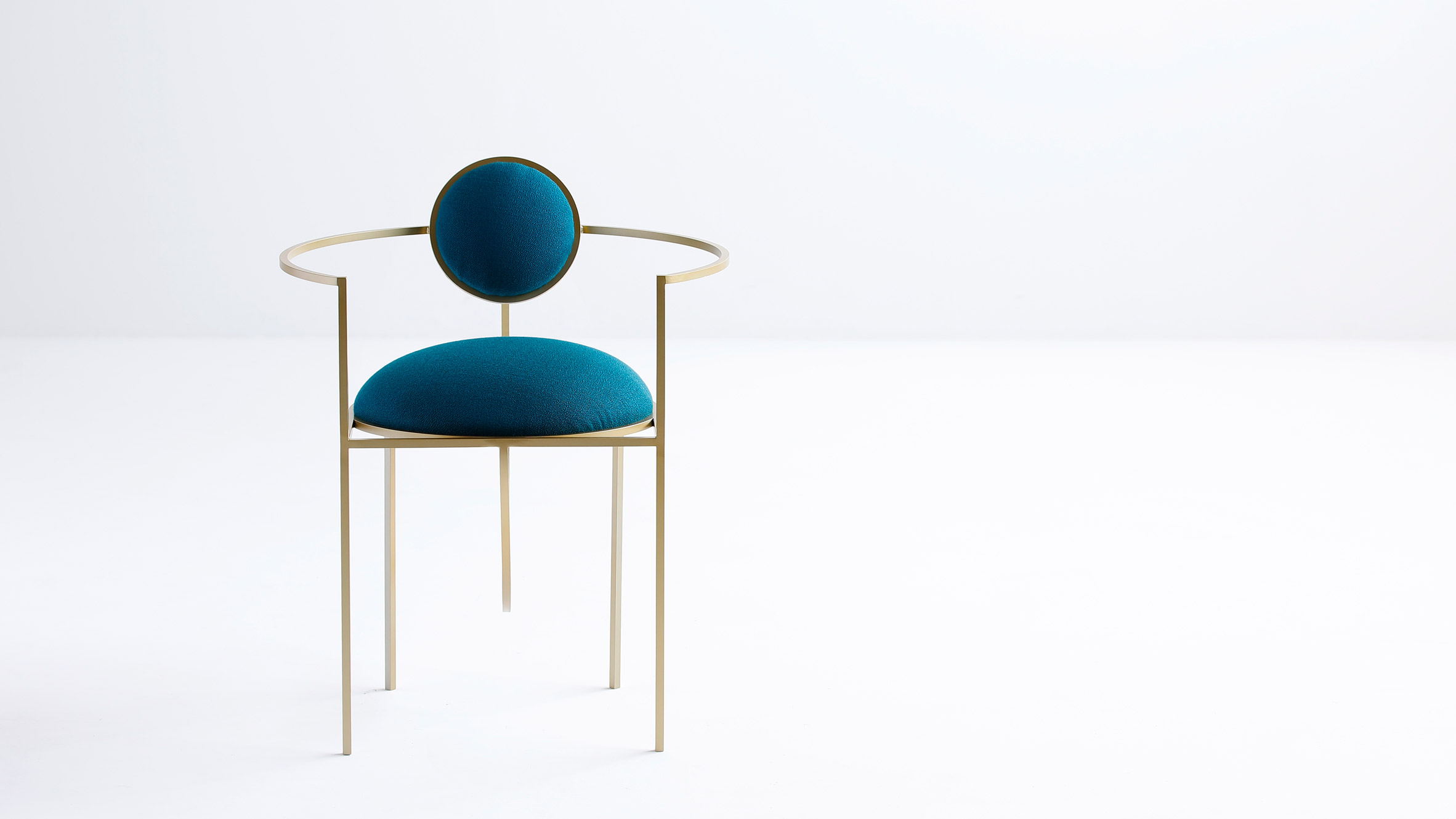 Studio Chairs Lara Bohinc Takes Cues From Celestial Forms For First Seating