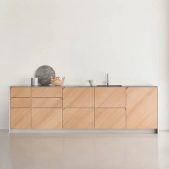 Kitchen Furniture Ikea Buffet For Cecilie Manz Hacks Using Steel And Warm Toned Wood