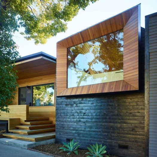 Fenlon House by Martin Fenlon Architecture
