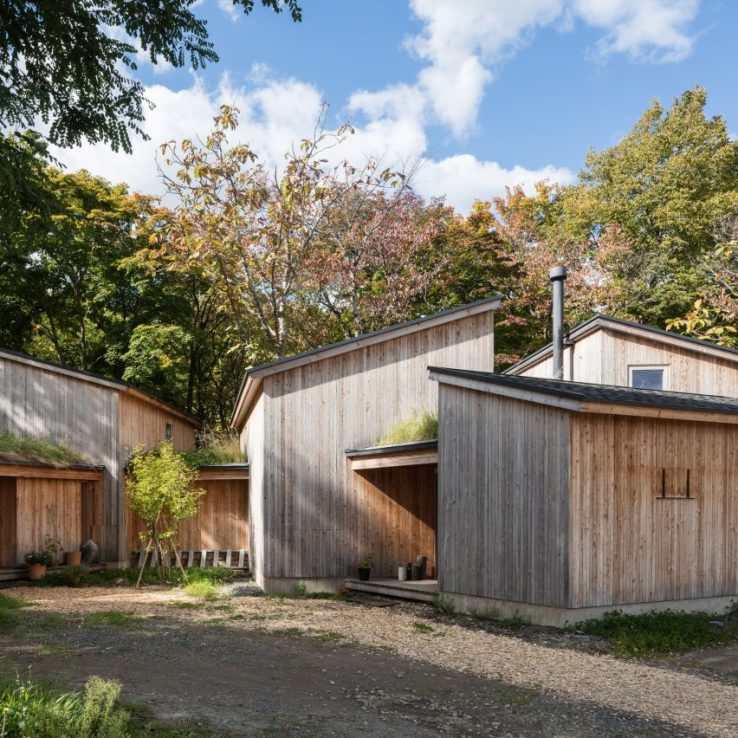Maison à Tokiwa par Makoto Suzuki
