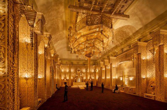 The Art of Burning Man exhibit