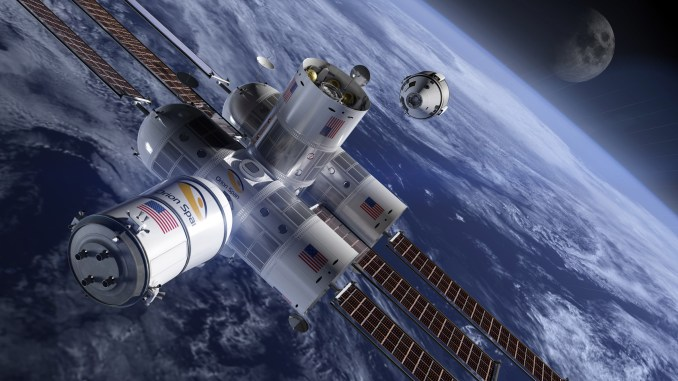 Orion Span plans first space hotel