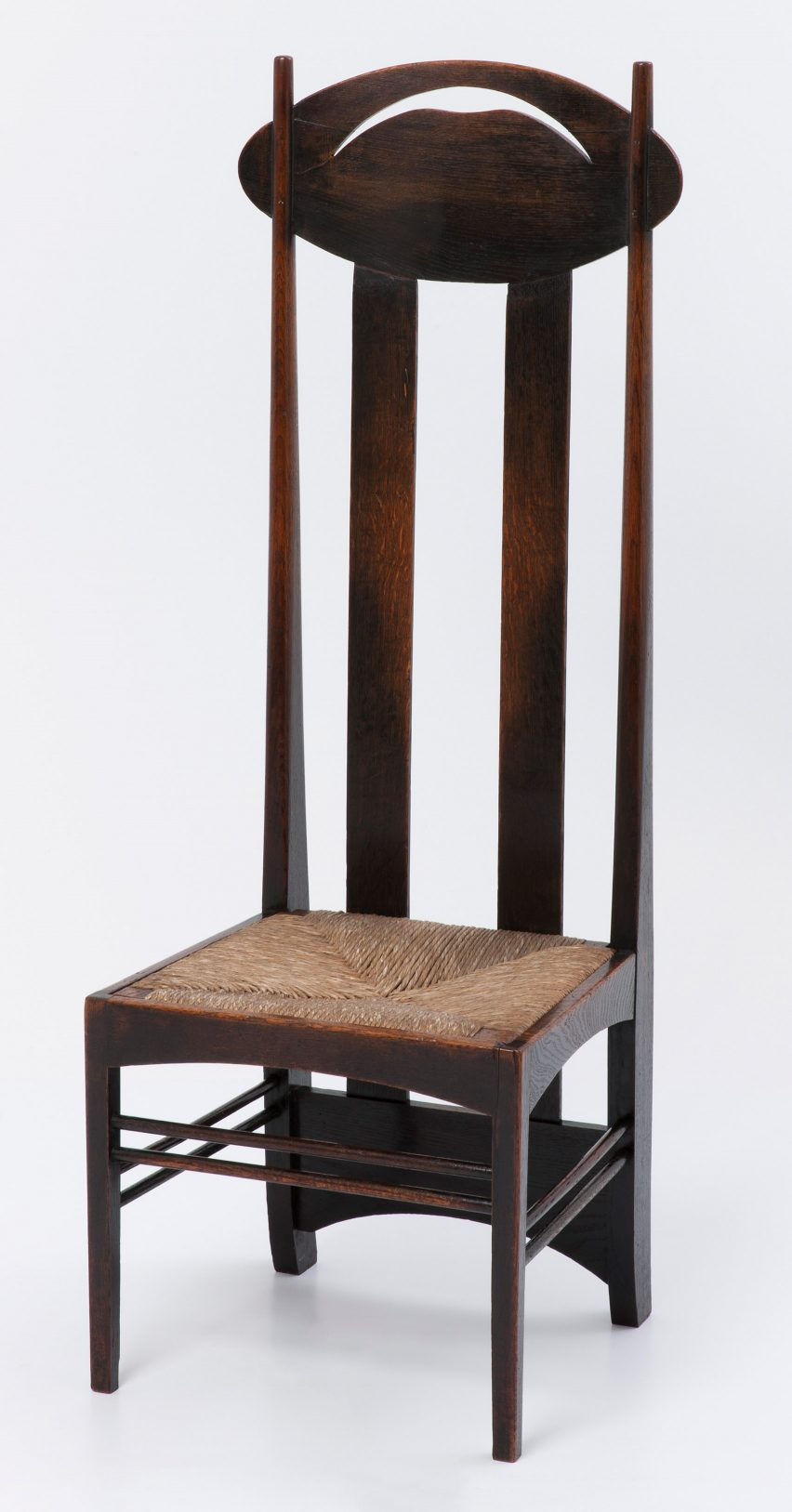 high backed chair fishing bed argos charles rennie mackintosh s argyle was designed to create by