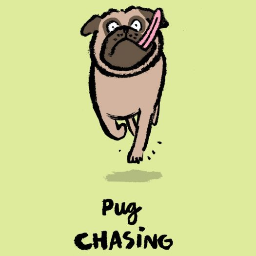 Jean Jullien turns playful dog illustrations into card game