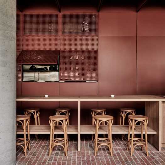 Bentwood Cafe by Ritz & Ghougassian