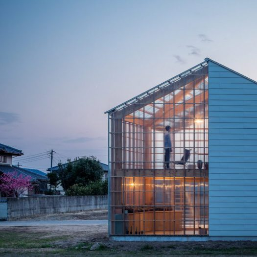 House in Nakauchi by Snark