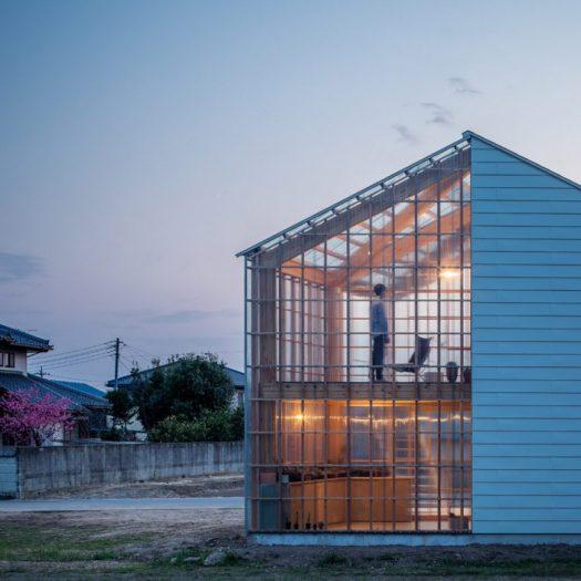 House in Nakauchi by Snark