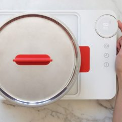 Portable Kitchen Small Dishwashers Yu Li Creates Cooking Set For Kitchenless Millennials
