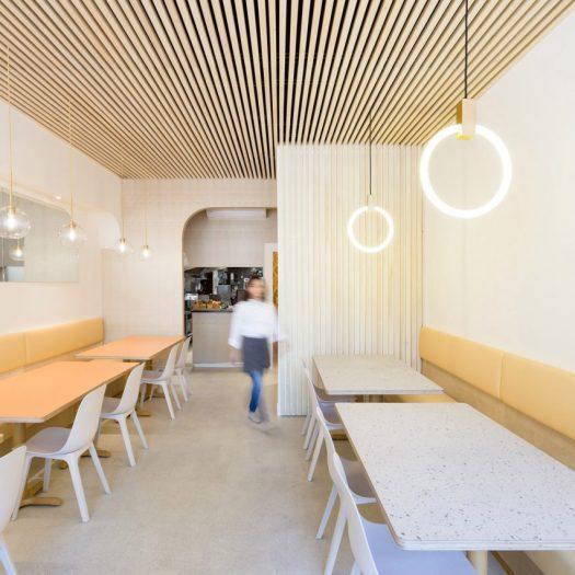 Saku Restaurant by Emily and Nathan Danylchuk