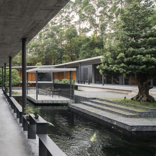 Veranda Courthouse by O-office Architects
