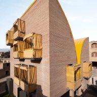 abitat for Orphan Girls designed by ZAV Architects