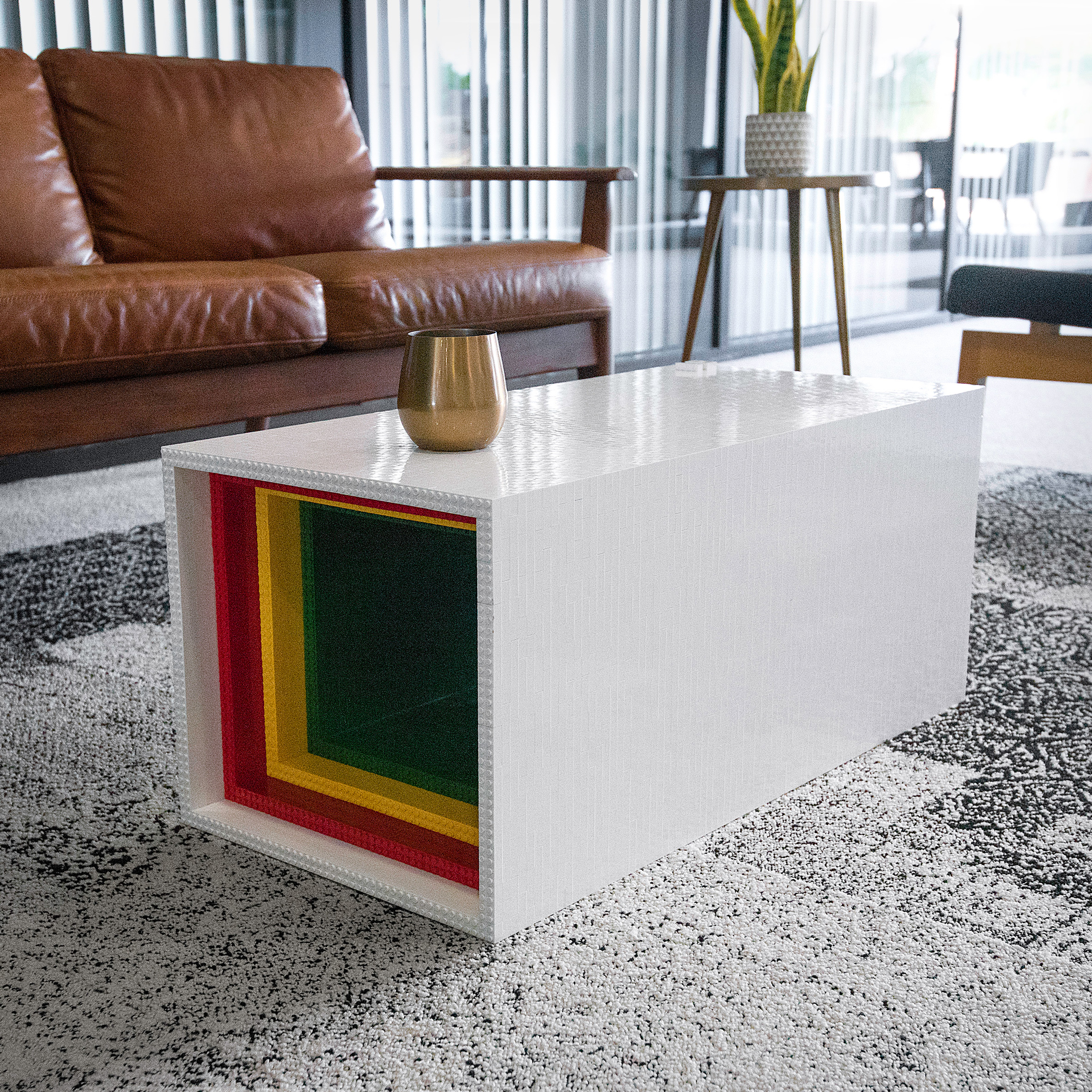 lego table by yusong zhang comprises 10