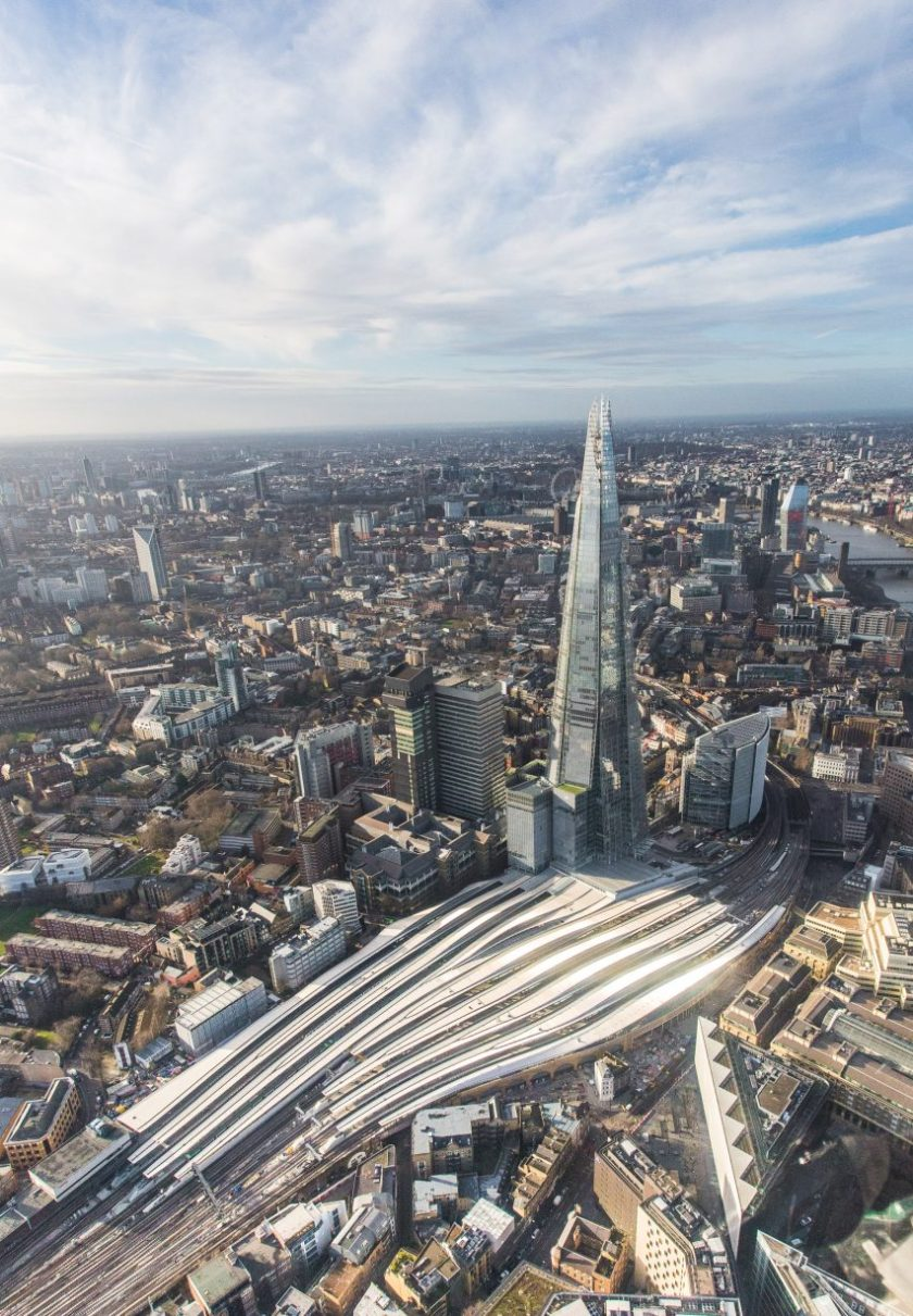 Stirling Prize 2019 shortlist: London Bridge Station refurbishment by Grimshaw