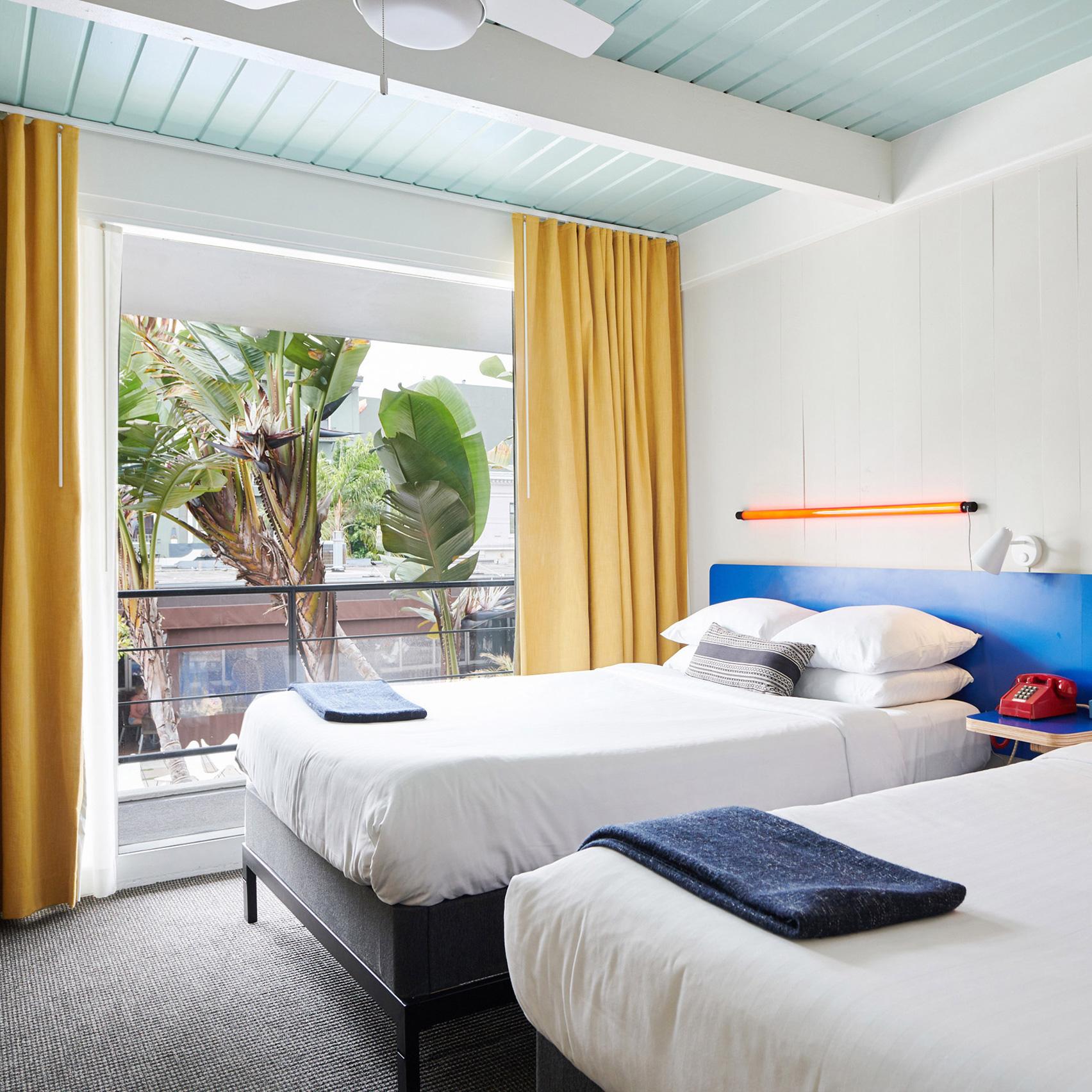 Phoenix Hotel by Liz Lambert