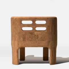 Campana Brothers Favela Chair Kids Table With Chairs Category The Launch Cork Furniture Collection